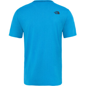 The North Face Train N Logo - T-shirt course à pied Homme - bleu